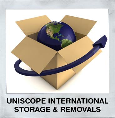 Uniscope International _ UK & International Storage & Removal Solutions throughout the North West & Worldwide
