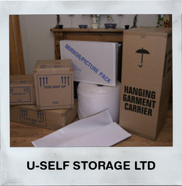 U-Self Storage Ltd - CCTV controlled storage solutions with access 24/7 for clients to access their container